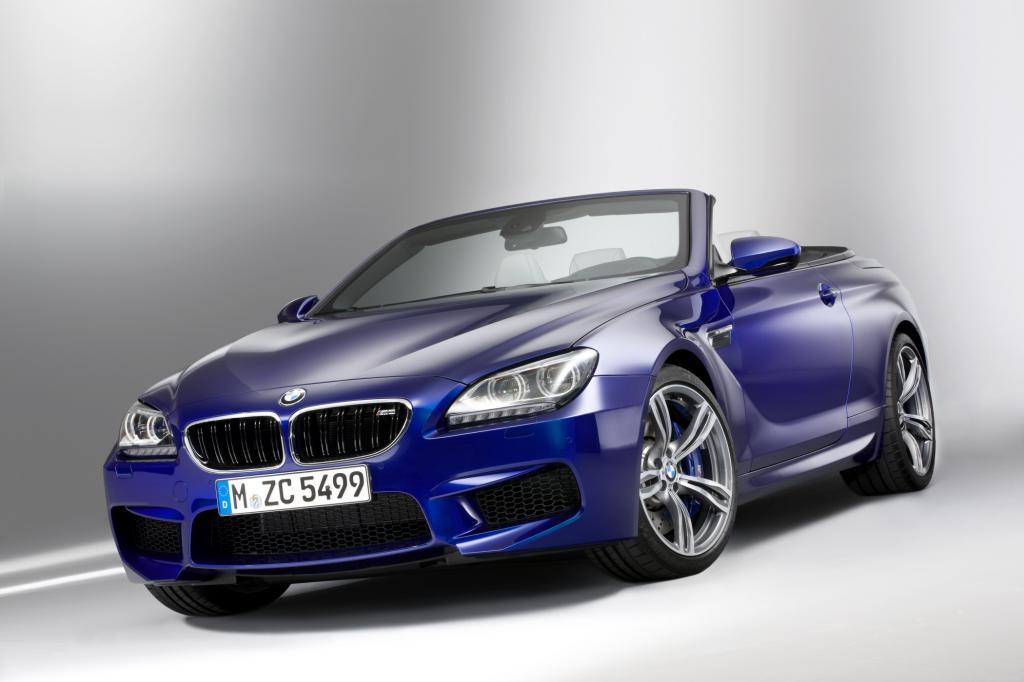BMW legt den M6 neu auf