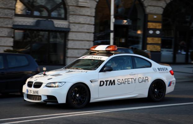 BMW stellt Safety-Car für DTM