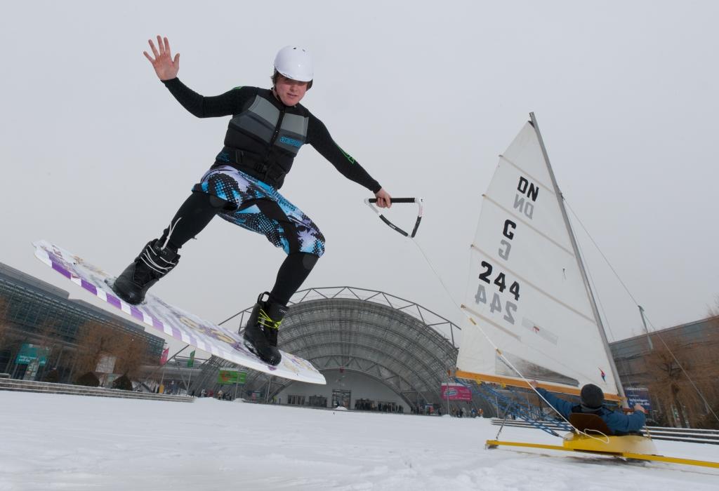 Beach & Boat Leipzig 2012: Wassersportmesse zum Mitmachen