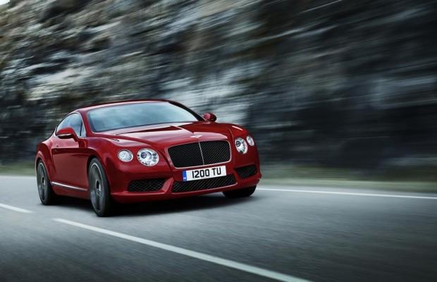 Bentley Continental V8 - Luxuskreuzer auf Sparkurs