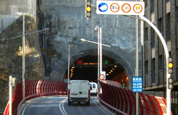 Brand im Tunnel: Jede Sekunde zählt
