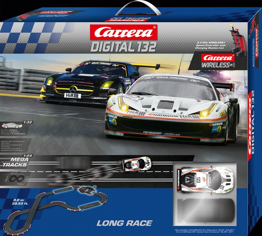 Carrera stellt neue Sets und Wireless+ vor