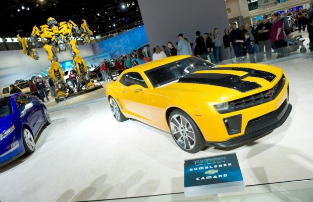 Chevrolet Camaro: Die Image-Transformation