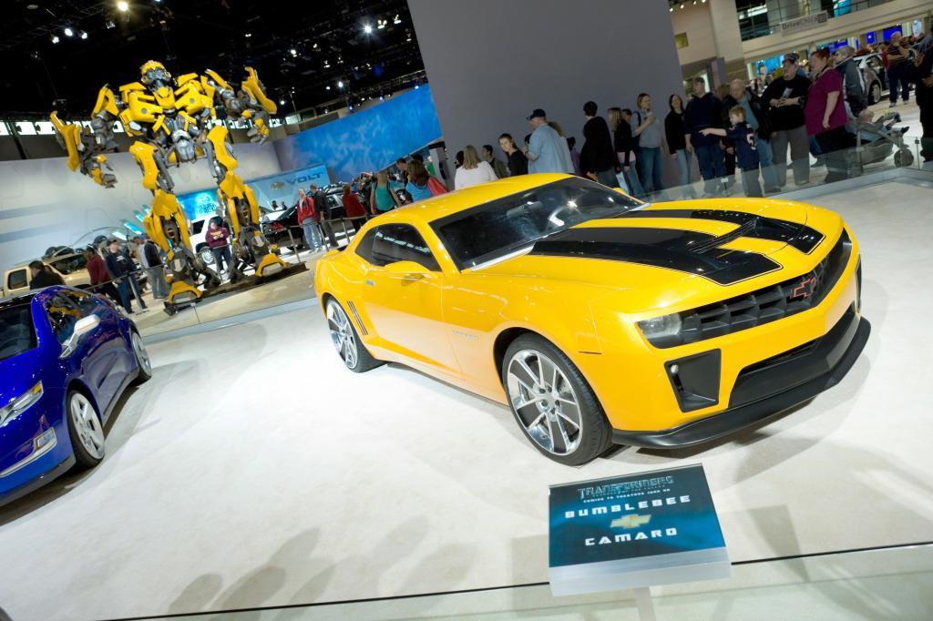 Chevrolet Camaro: Die Image-Transformation