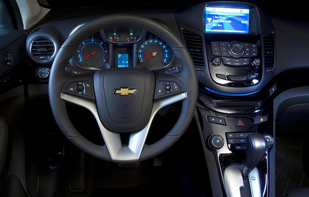 Chevrolet Orlando: Zafiras preiswerter Stiefbruder