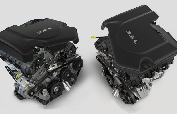 Chrysler produziert millionsten Pentastar V6