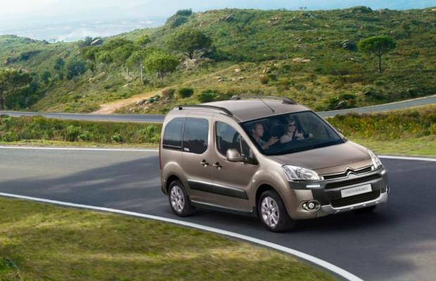 Citroen Berlingo und Jumpy - Facelift für Familien-Nutzfahrzeuge