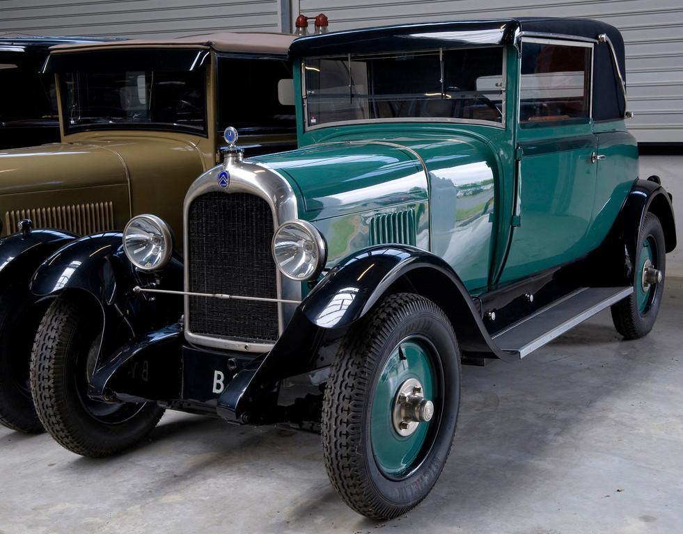 Citroen startete vor 85 Jahren Automobilproduktion in Köln