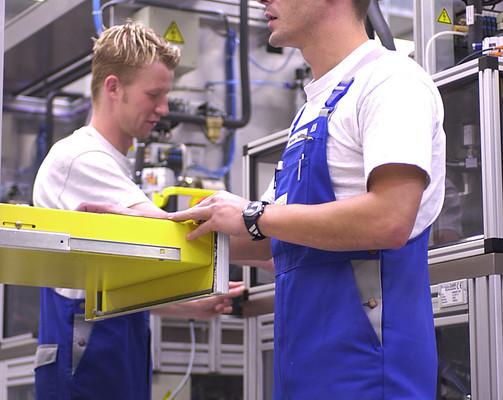 Continental produziert in Sachsen 50-millionsten Piezo-Injektor
