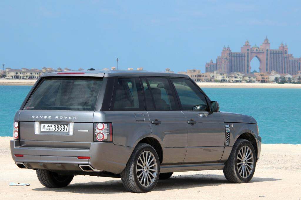 Dass jemand bei uns übers Jahr 100 Range Rover nur zum Verschenken kauft, ist  keine Ausnahme