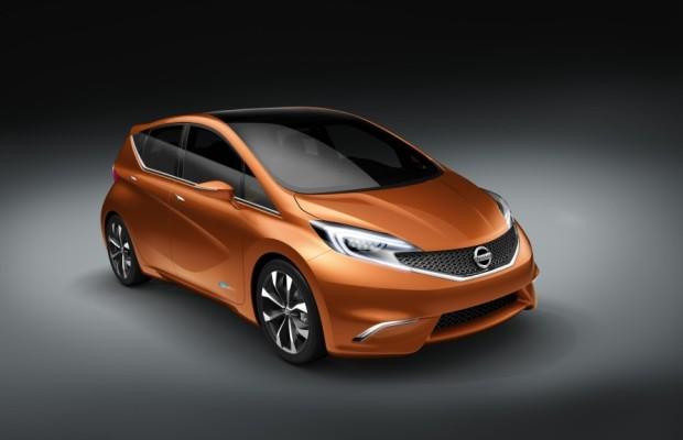Der Erbe des Nissan Almera