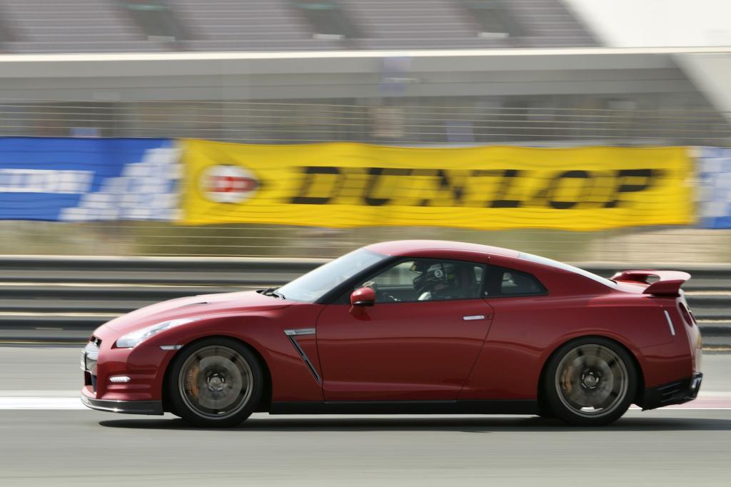 Der GT-R ist Nissans Antwort auf den Porsche 911