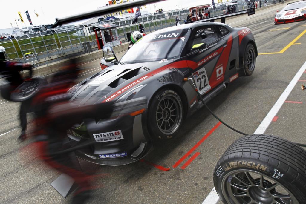 Der GT-R wurde für den Nürburgring entwickelt - aber auch für den Weg dorthin