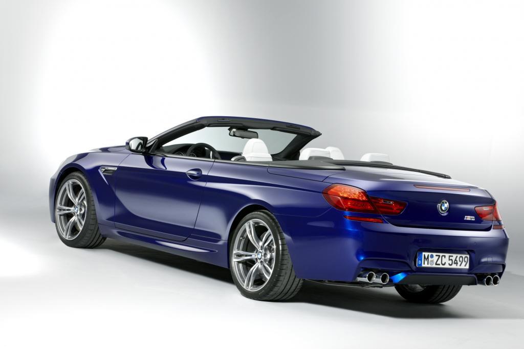 Der M6 kommt auf 412 kW/560 PS