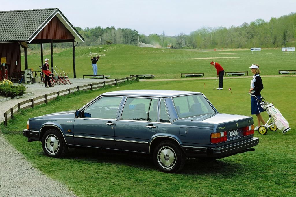 Die 700er-Reihe von Volvo gilt als eines der robustesten Autos aller Zeiten