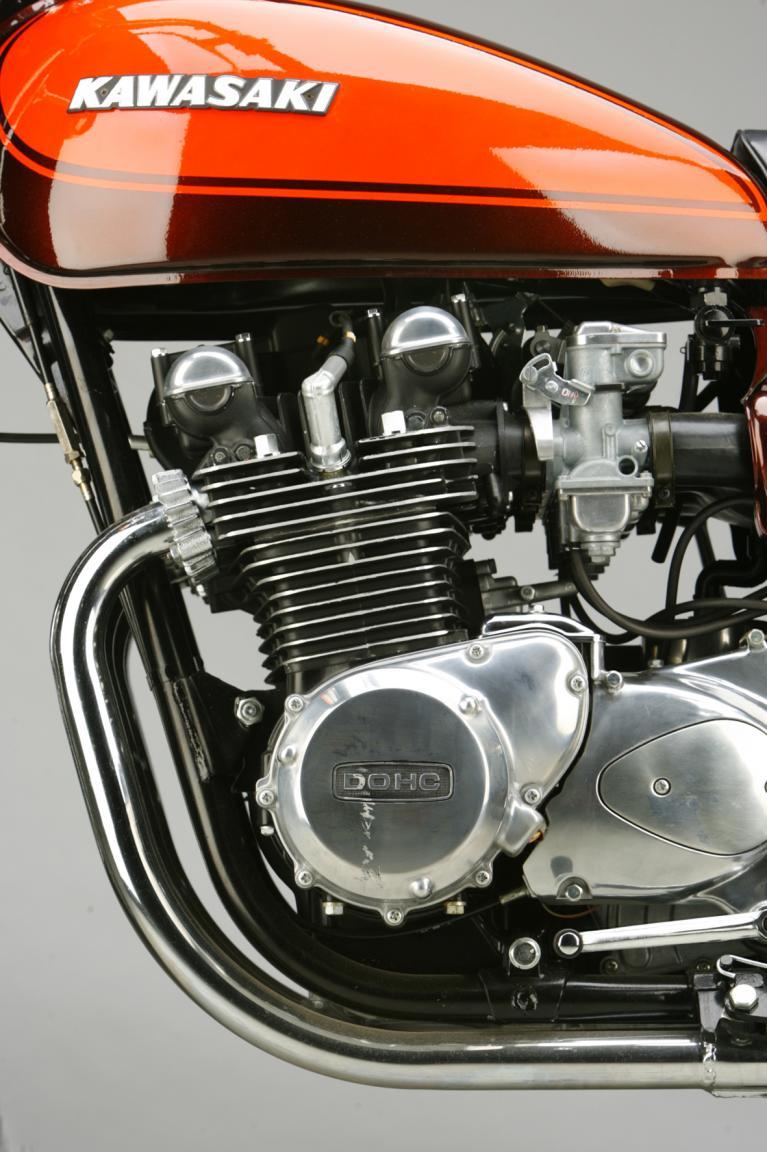 Die Kawasaki 900 Z1: Frankensteins Tochter wird 40