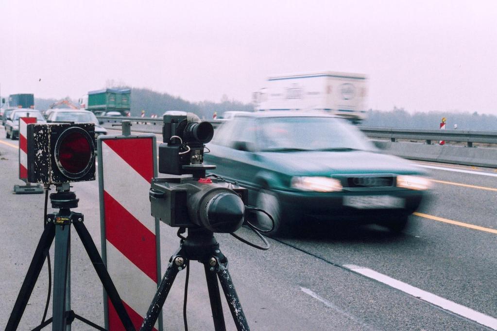 Die häufigsten Strafen im Straßenverkehr