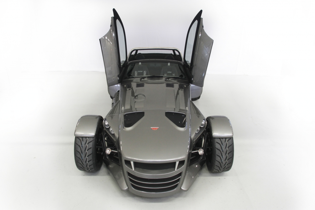 Donkervoort  D8 GTO - Wahrer Leicht-Athlet