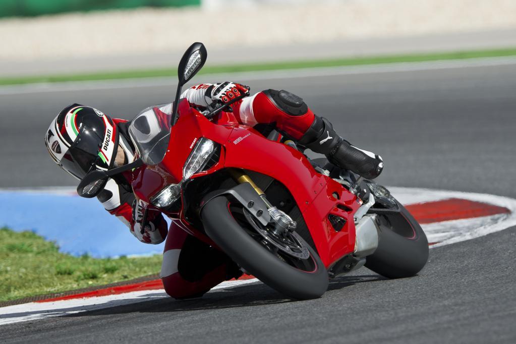 Ducati 1199 Panigale: Elektronik-Edelrenner