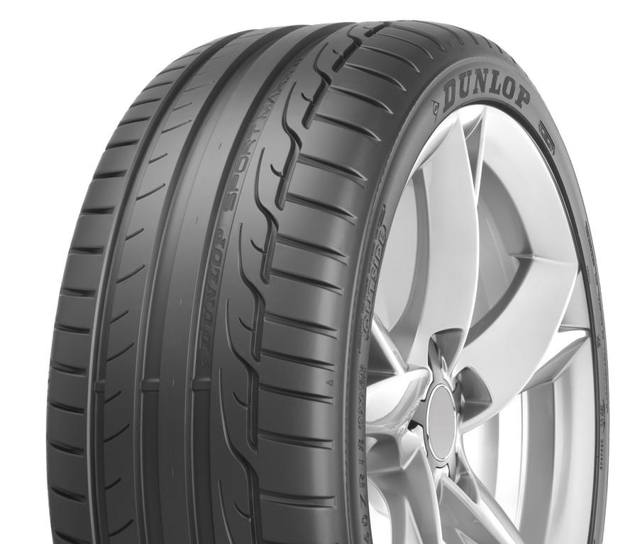 Dunlop Sport Maxx: Dem Druck der Straße standhalten