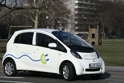 E-Auto-Sharing auch in Köln