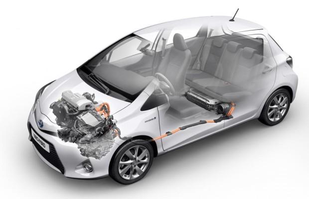 Erster Kleinwagen mit Vollhybridantrieb: Toyota Yaris