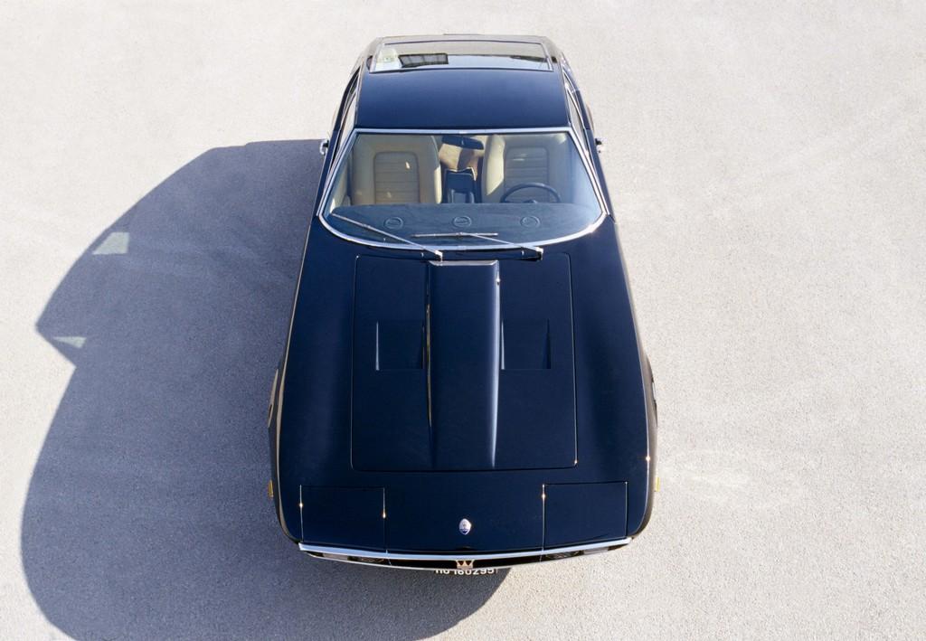 Erster offizieller Auftritt von Maserati bei einer Klassiker-Ausstellung