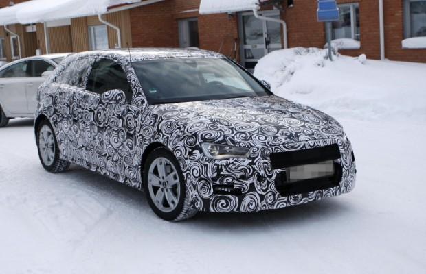 Erwischt: Erlkönig Audi A3