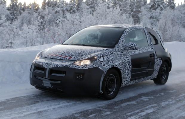 Erwischt: Erlkönig Opel Junior – Auf Eis gelegt