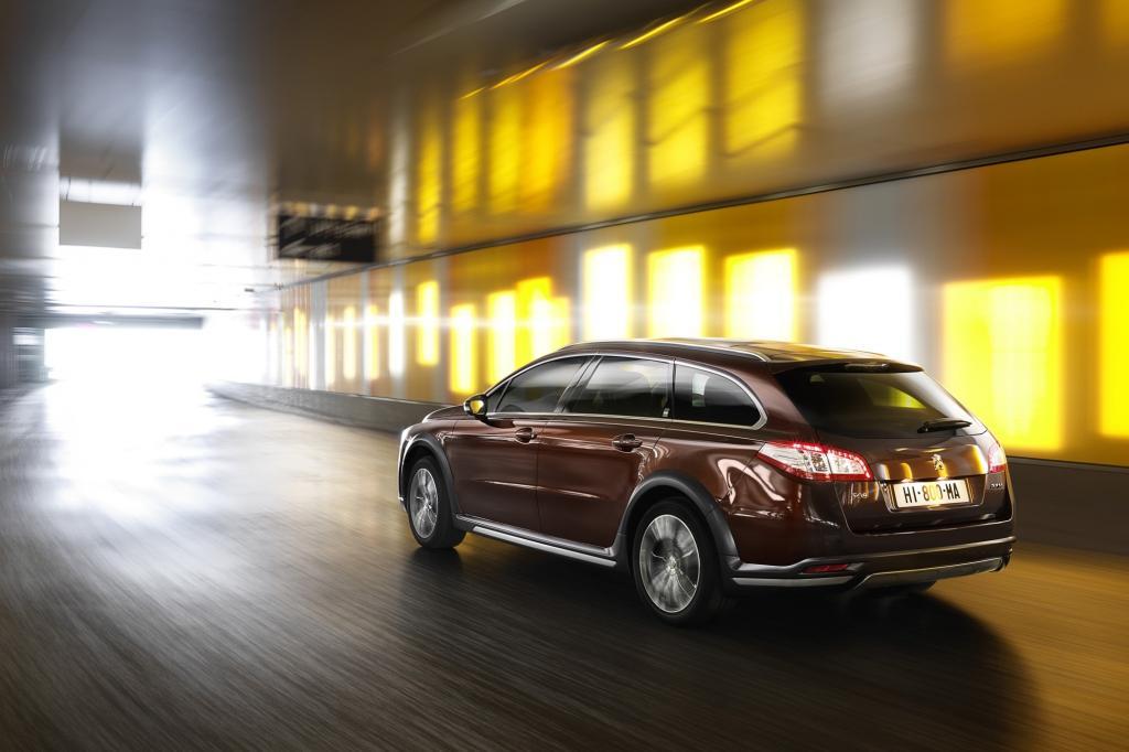 Für den 508 RXH nennt Peugeot einen Normverbrauch von nur 4,1 Litern