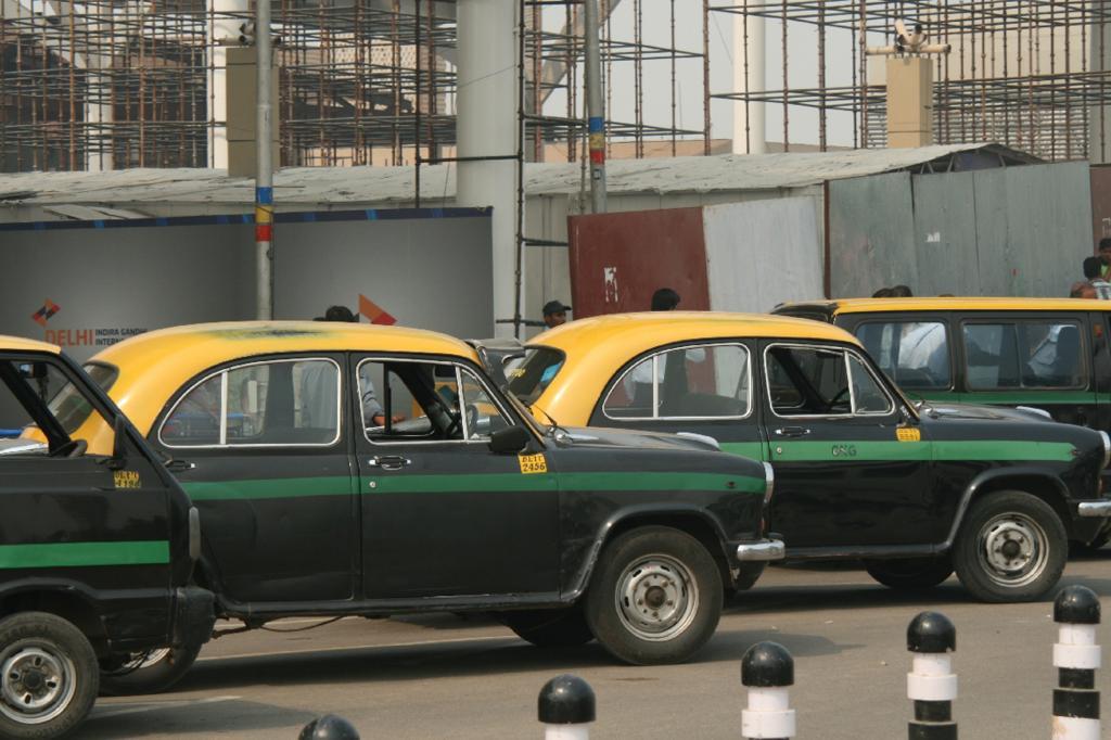 Für die Taxifahrer ist der Ambassador der indische Mercedes