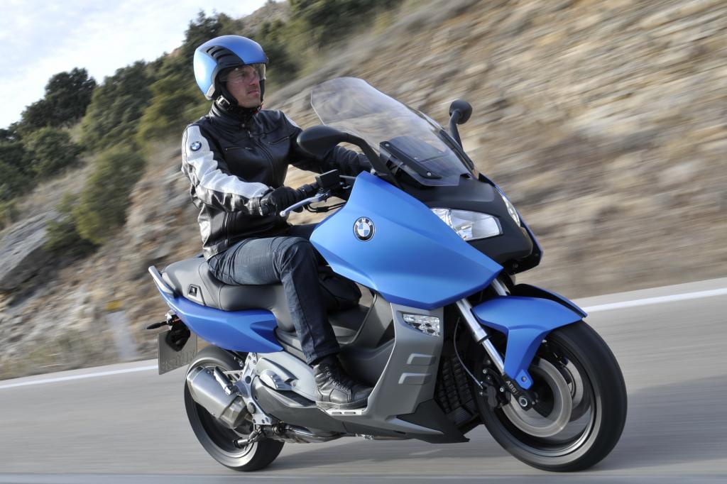 Fahrbericht: BMW C 600 Sport und C 650 GT - Zwei auf einen Schlag
