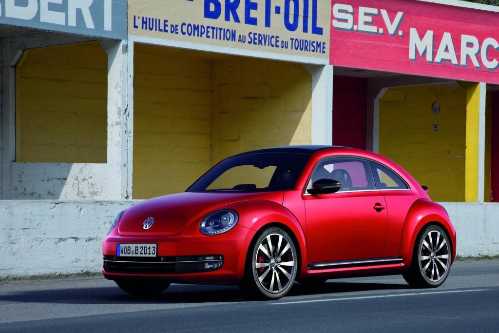 Fahrbericht The Beetle 2.0 TSI Sport: In diesem