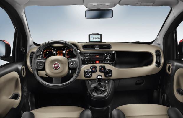 Fiat Panda startet bei 8490 Euro