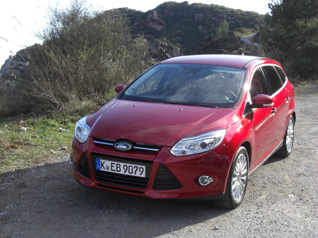 Ford Focus 1-Liter-EcoBoost Dreizylinder: Made in Germany
