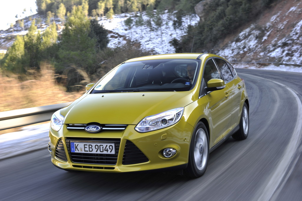 Ford Focus Ecoboost.