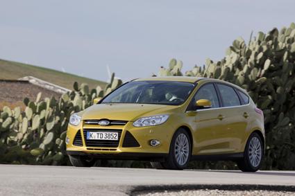 Ford beginnt Produktion des Spar-Focus