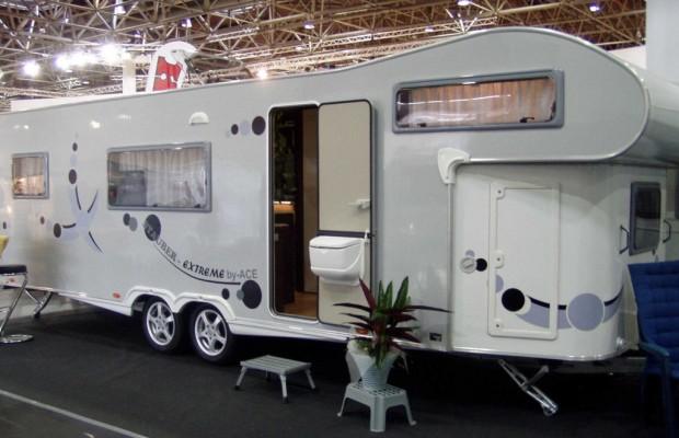 Freizeit- und Reisemesse Hamm: Mobilheime, Camping, Boote und Zubehör