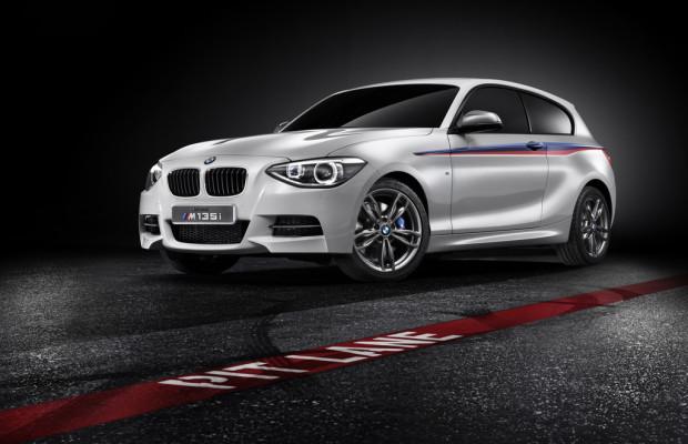 Genf 2012: BMW stellt Concept M135i vor