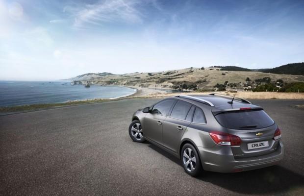 Genf 2012: Chevrolet Cruze Station Wagon - Der Kompaktkombi zielt nicht nur auf den Konzernbruder