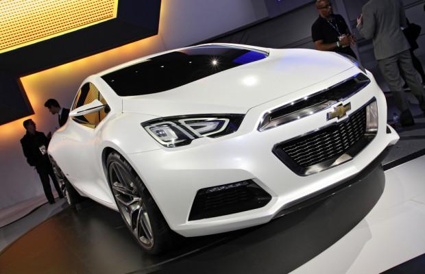 Genf 2012: Chevrolet zeigt Weltpremiere des Cruze Station Wagon