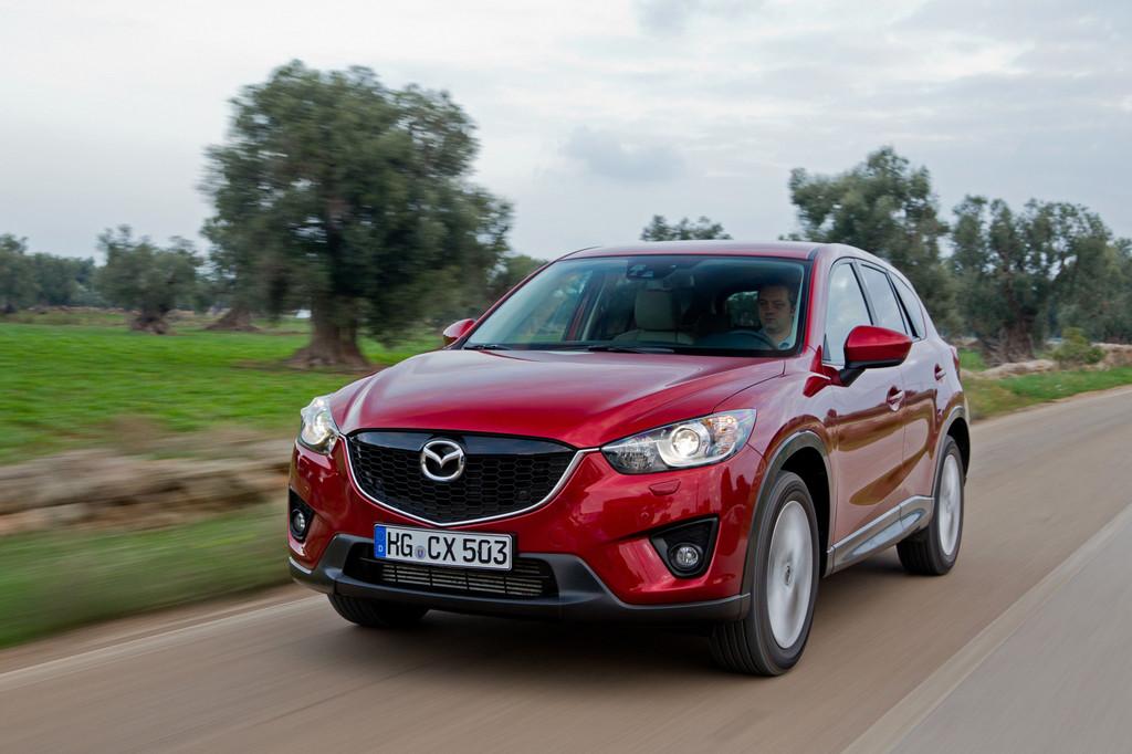 Genf 2012: Europapremiere für den Mazda Takeri
