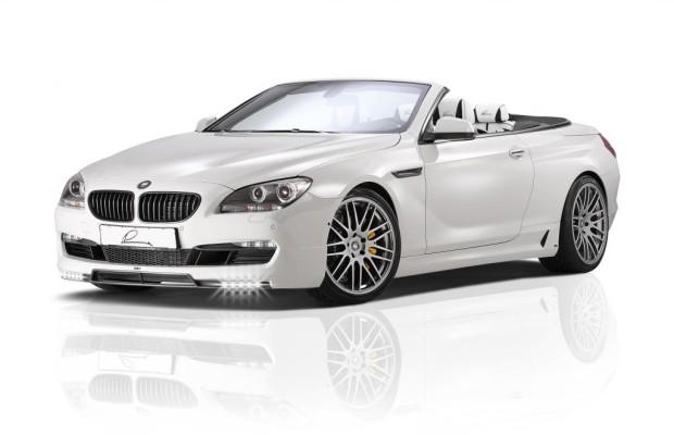 Genf 2012: Lumma CLR 600 GT - Leistungsspritze für das BMW 6er Cabrio