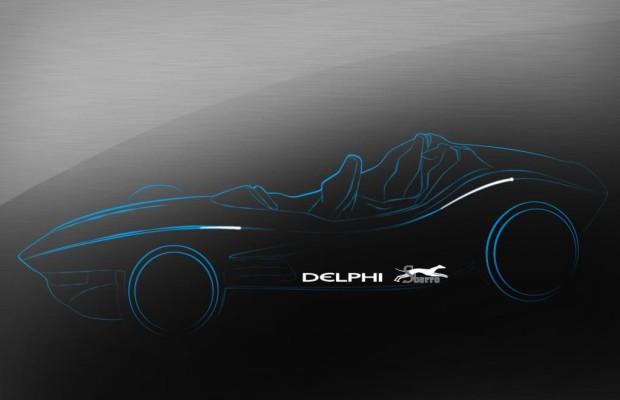Genf 2012: Mobiles Netzwerk von Delphi und Sbarro - Gute Verbindung