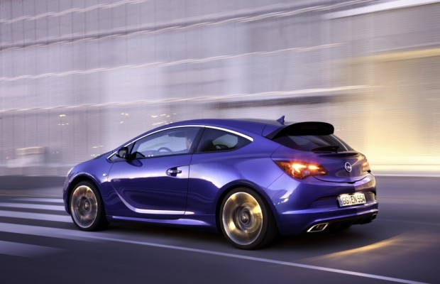 Genf 2012: Opel zeigt zwei Weltpremieren
