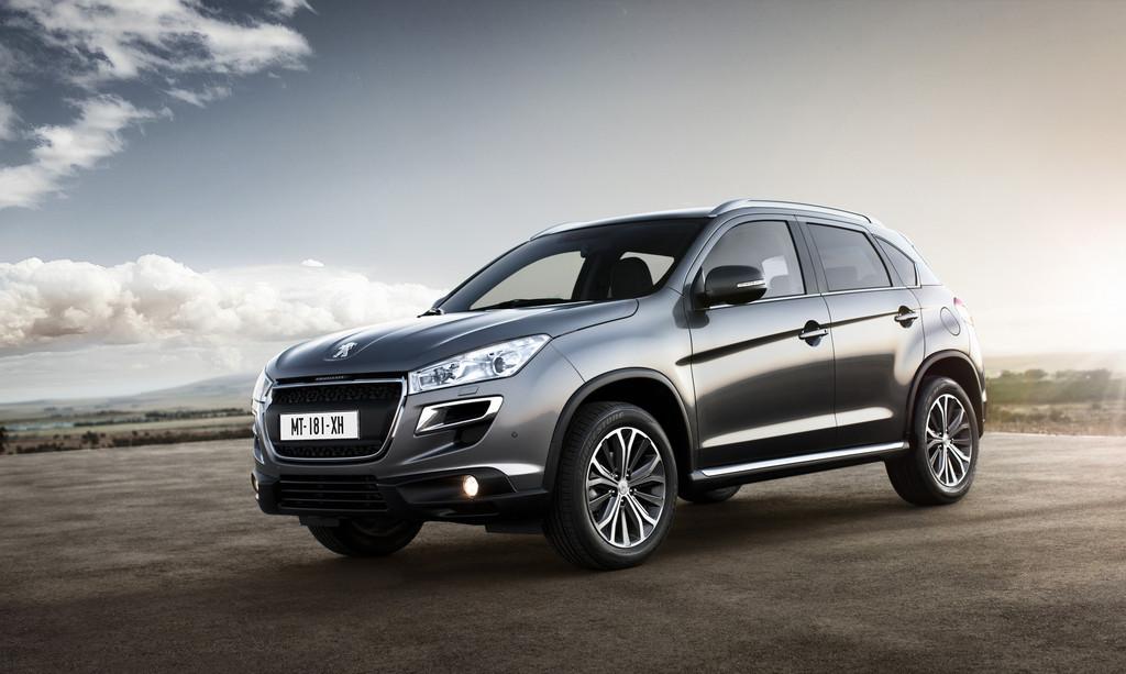 Genf 2012: Peugeot 4008 kommt im Mai auf den Markt