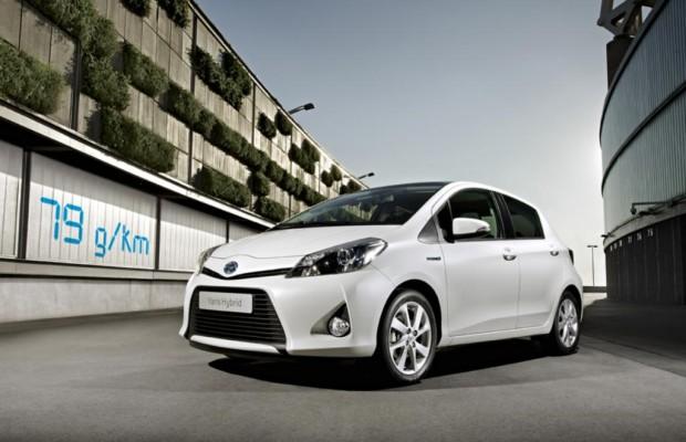 Genf 2012: Toyota Yaris Hybrid - Doppelmotor zum Dumpingpreis
