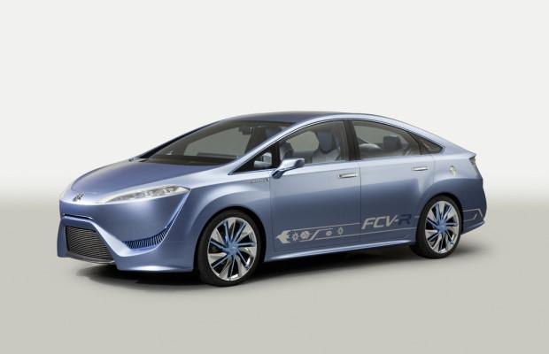 Genf 2012: Toyota mit Welt- und Europapremieren