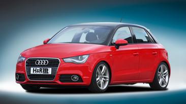 H&R Fahrwerk für Audi A1 Sportback