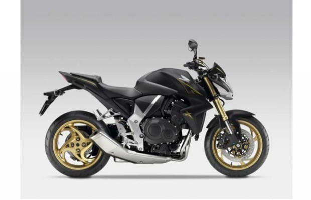 Honda CB 1000 R und Hornet - Auch Grau ist eine Farbe